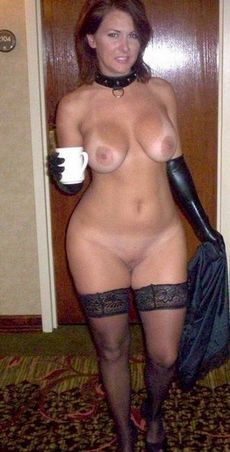 Hot Milf dressed up for some fun...